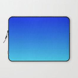 Caribbean Water Gradient Laptop Sleeve