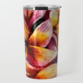 Maui Plumerias Travel Mug