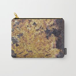 Rusty Metal Surface Texture Carry-All Pouch