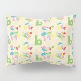 Letter B Pure Star Kids Pillow Sham