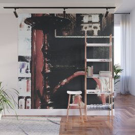 Lounge Wall Mural