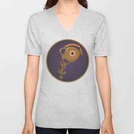 acuari.ojo Unisex V-Neck