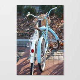 Head over Wheels Canvas Print