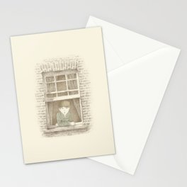 The Night Gardener - William Stationery Cards