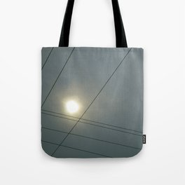 Intersecting Evenings Tote Bag