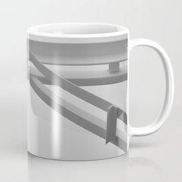 White Struts Coffee Mug