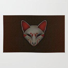 Kitsune Kabuki Rug