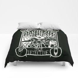 True Detective Poster Comforters