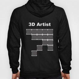 3D Artist Hoody
