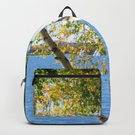 Sailing through the Birch Backpack