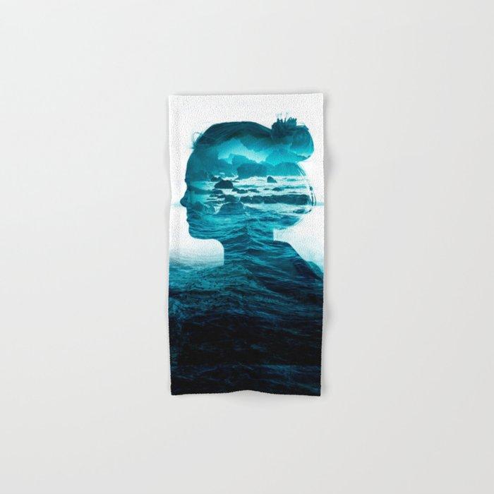 The Sea Inside Me Hand & Bath Towel
