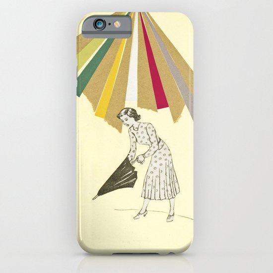 Downpour iPhone & iPod Case
