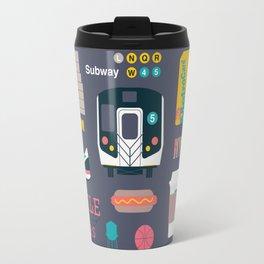 NYC Travel Mug