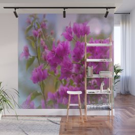 Flower miracle Wall Mural