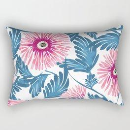 Gerbera Bloom Rectangular Pillow