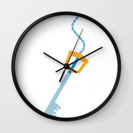 Sora's Keyblade Wall Clock