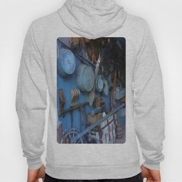 Blue Americana Collection Hoody