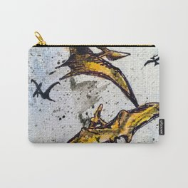 Pterodactyls Carry-All Pouch