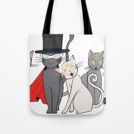 Sailor Meow Tote Bag