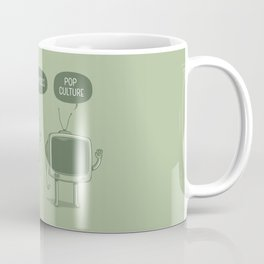 Masters of thought Coffee Mug