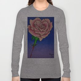 Every Rose has Thorns Long Sleeve T-shirt
