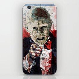 I want you! iPhone Skin