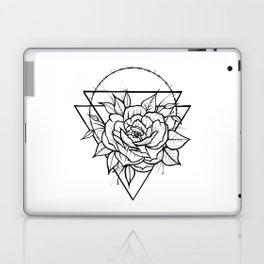 Crown Of Thorns - B&W Laptop & iPad Skin