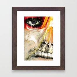 COBAIN Framed Art Print