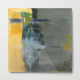 edges are blurred Metal Print