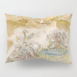 Ancient Bones Pillow Sham