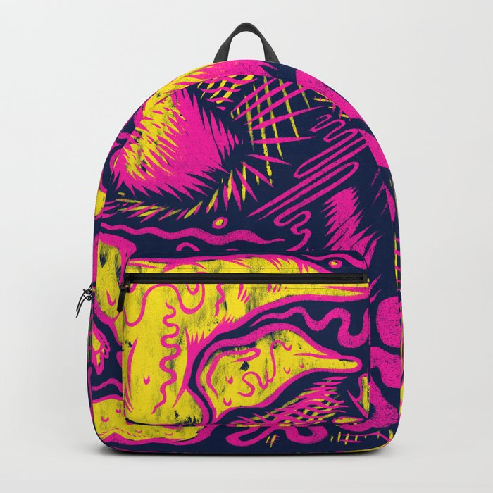 Pink Nights Backpack