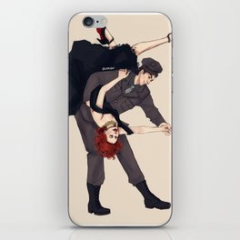 BuckyNat Swing iPhone Skin