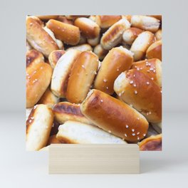 Pretzel Mini Art Print