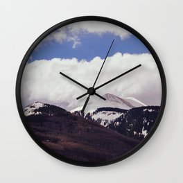 La Sal Wall Clock