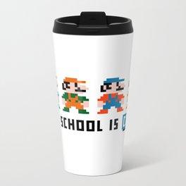 Mario Metal Travel Mug