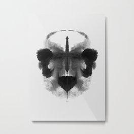 Form Ink Blot No. 5 Metal Print
