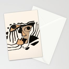 Portrait 5 Stationery Cards