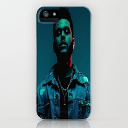 StarBoyPortrait iPhone Case