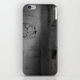 Corner light iPhone Skin