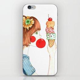Sugar Girl iPhone Skin