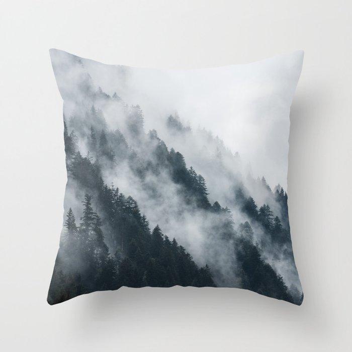 Breeze of the Wild Throw Pillow