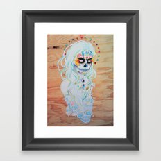 azucar Framed Art Print