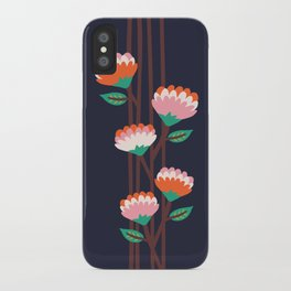 Benoít Flowers iPhone Case