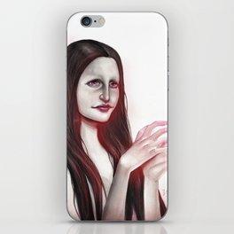 The Wait iPhone Skin