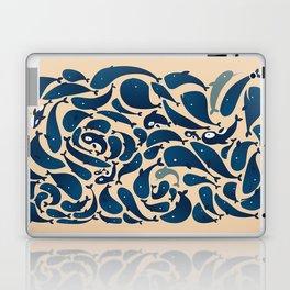 Whales Laptop & iPad Skin