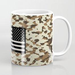 Camouflage: Arid Desert III Coffee Mug