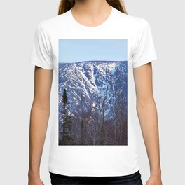 Mountain Crevasses T-shirt