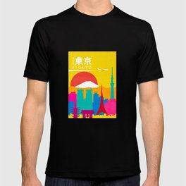 Travel to Tokyo T-shirt