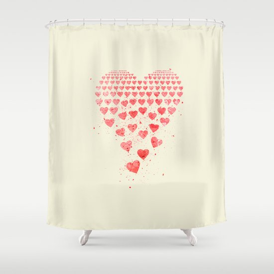 I Fall to Pieces... Shower Curtain