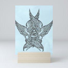 Ascend Mini Art Print